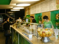 Franchise - greeny´s SALADS & MORE