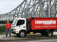 Franchise - 1300RUBBISH