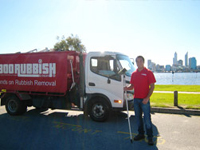 rubbish removal for homes and businesses - Franchise
