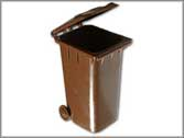 mobile wheelie bin cleaning service - Franchise